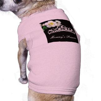Mommy's Princess Pet T Shirt