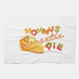 Mommy's Sweetie Pie Towel