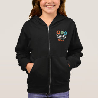 Mommy's Triathlon Cheer Team Hoodie