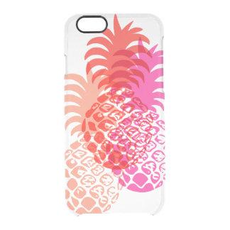 Momona Pineapple Hawaiian Tropical Clear iPhone 6/6S Case