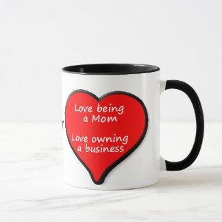 #Momprenuer Mug