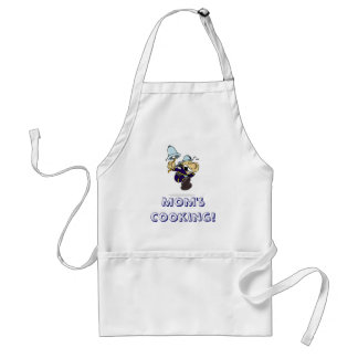 """""""Mom's Cooking!"""" Apron"""