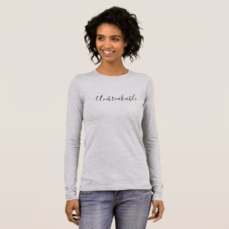 Moms & Daughters Long Sleeve T-Shirt