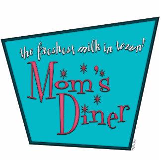 Mom's Diner: Breastfeeding Photo Sculpture