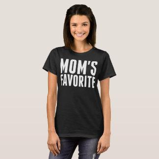 Moms Favorite Tshirt