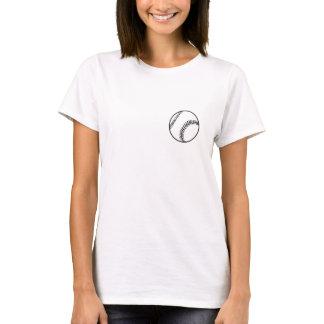 Mom's Favourite BB/SB Player Light Shirt