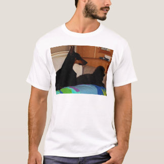 Mom's Friends Dogs T-Shirt