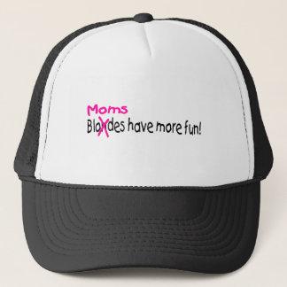 Moms Have More Fun Trucker Hat