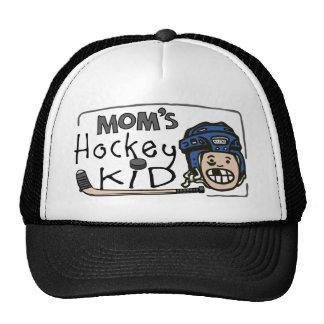 Mom's Hockey Trucker Hat