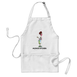 Mom's Kitchen Apron