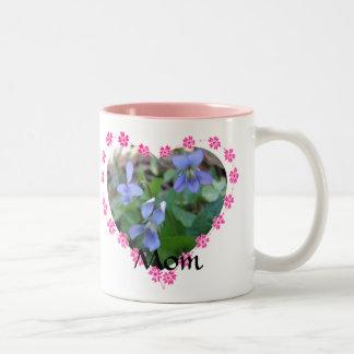 Mom's Language of Flowers Mug