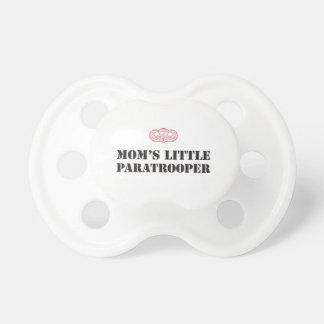 MOM'S LITTLE PARATROOPER PACIFIER