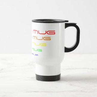 Mom's Mug - Rainbow Colors