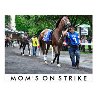 Moms on Strike Postcard
