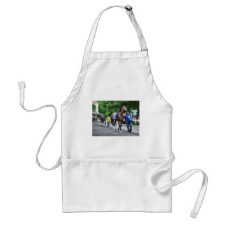 Moms on Strike Standard Apron