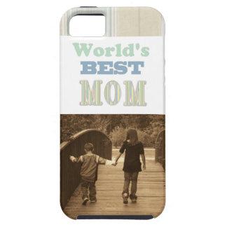 Mom's Photo iPhone Case