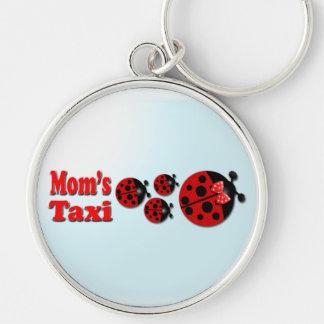 Mom's Taxi Keychain