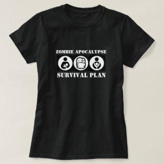 Moms Zombie Apocalypse Shirt