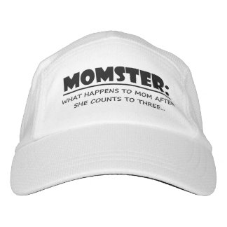 MOMSTER: What Happens To Mom After... Funny Hat