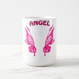 Mon ange mug blanc