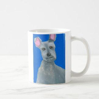 Mon chien de Scotty Tasse À Café