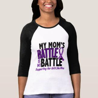Mon de bataille Cancer pancréatique de maman trop T-shirts