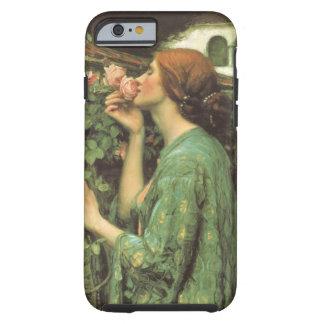 Mon doux s'est levé (âme du rose) par le château coque iPhone 6 tough