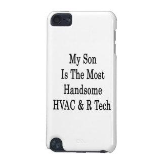 Mon fils est la technologie de la CAHT la plus bel