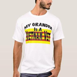 Mon grand-papa est une chemise de vétérinaire du t-shirt