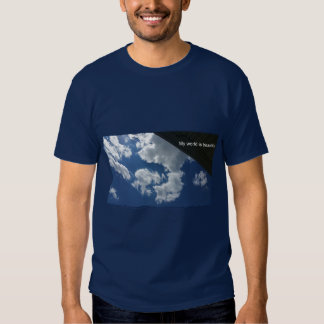 Mon monde est beau, T-shirt