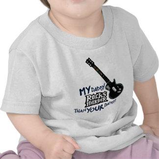 Mon papa BASCULE PLUS DUR que votre papa ! T-shirt