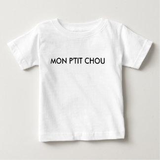 Mon p'tit chou - French line Tshirt