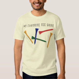 Mon tee - shirt préféré t-shirt