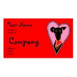 Mon Valentine Carte De Visite