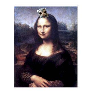 Mona Lemmy Postcard