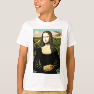 Mona Lisa - Add a pet T-Shirt