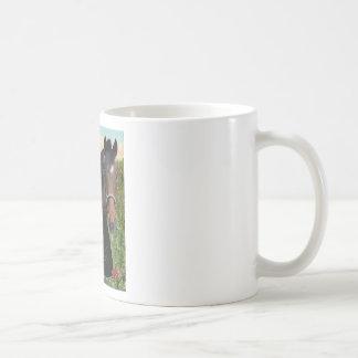 Mona Lisa and her Quarter Horse Coffee Mug