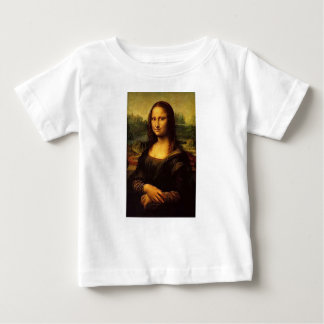 Mona Lisa Baby T-Shirt