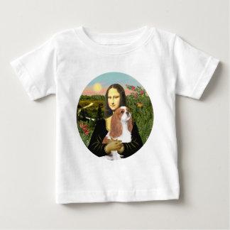 Mona Lisa - Blenheim Cavalier (F) Baby T-Shirt