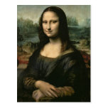 Mona Lisa, c.1503-6 Post Cards