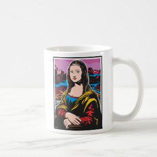 Mona Lisa Coffee Mug
