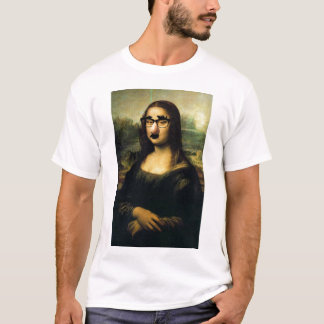 Mona Lisa Disguise T-Shirt