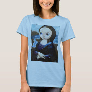 Mona Lisa Doll T-Shirt