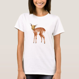 Mona Lisa Fawn T-Shirt