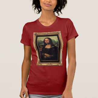 Mona Lisa Framed t-shirt