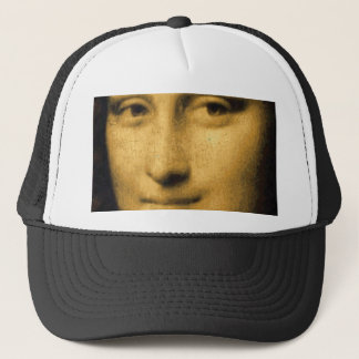 Mona Lisa Hat