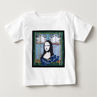 Mona Lisa in the Country Baby T-Shirt