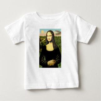 Mona Lisa - insert a pet (#2) Baby T-Shirt