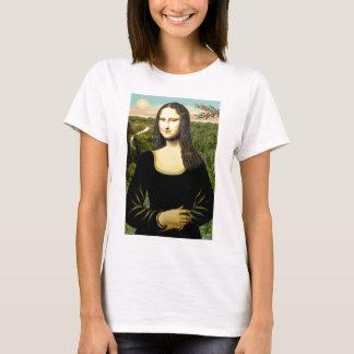 Mona Lisa - insert a pet (#2) T-Shirt