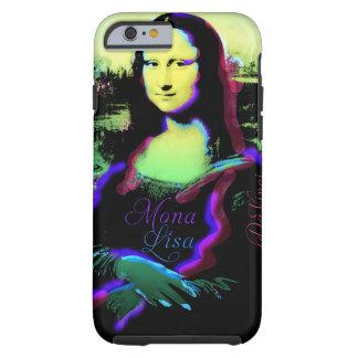 Mona Lisa iPhone 6 Pop Art Tough Case
